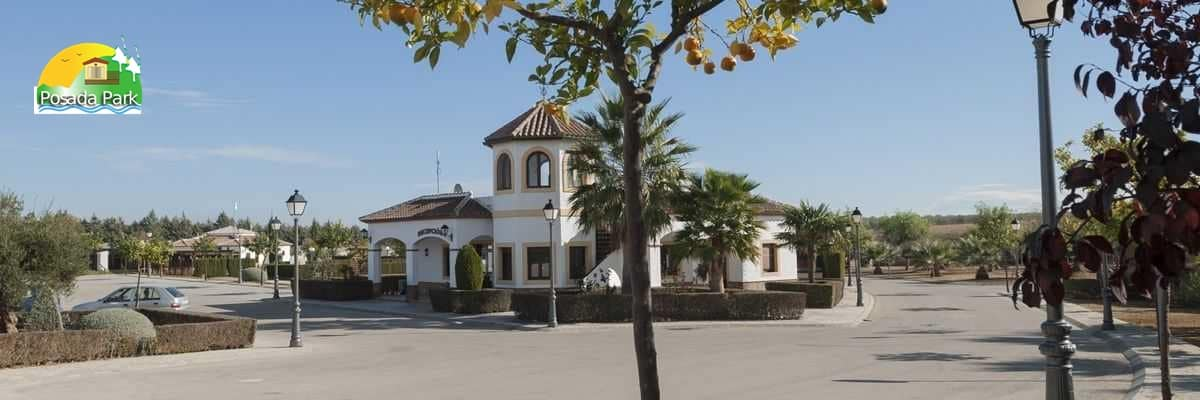 Welcome to Park La Posada mobile home park in Spain
